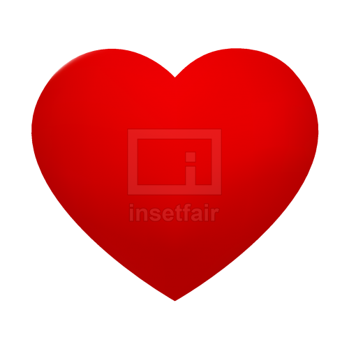 Love Heart symbol logo png stock image for free download