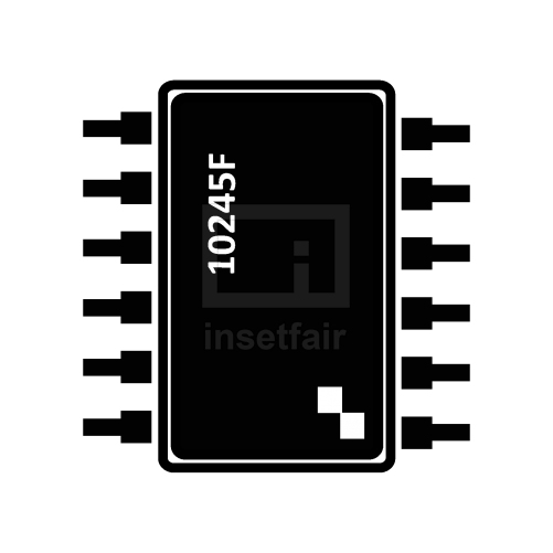 Microchip simple black flat Icon PNG file