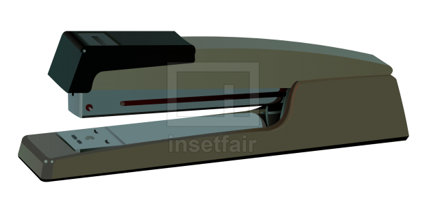 Commercial Desktop Full Strip Stapler vector png image free for commercial use