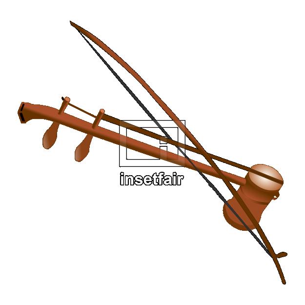 Ravanahatha, Ravanhatta, Ravanhatta, Ravanastron or Ravana hasta veena an ancient bowed stringed instrument