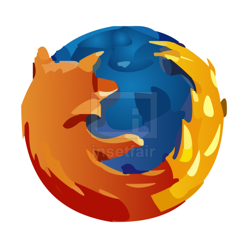 Mozilla firefox logo png image vector clipart