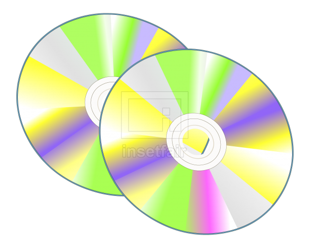 Compact disk CD clipart flash graphics