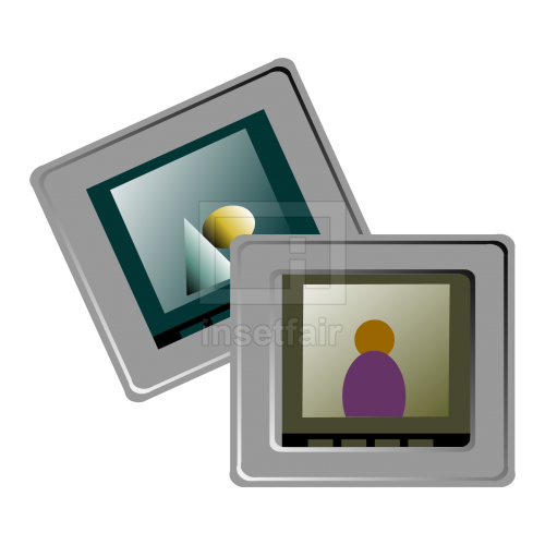 Computer graphics image icon vector flash graphics