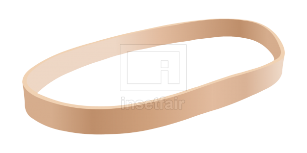 Elastic Rubber Band vector flash graphics