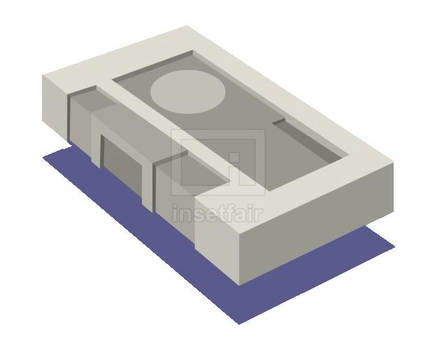 VHS white cassette VCR tape free vector clipart illustration