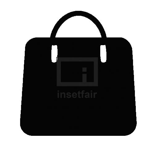 Black handbag Icon free download PNG file